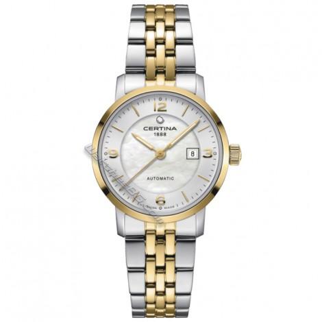 Дамски механичен часовник CERTINA DS Caimano C035.007.22.117.02