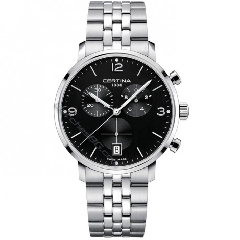 Мъжки кварцов часовник CERTINA DS Caimano C035.417.11.057.00 Chronograph