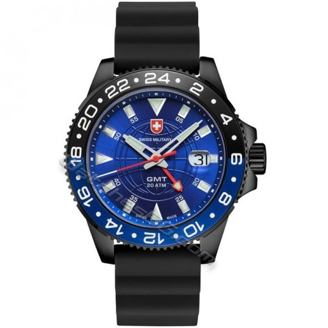Часовник CX SWISS MILITARY GMT Nero Scuba 27771