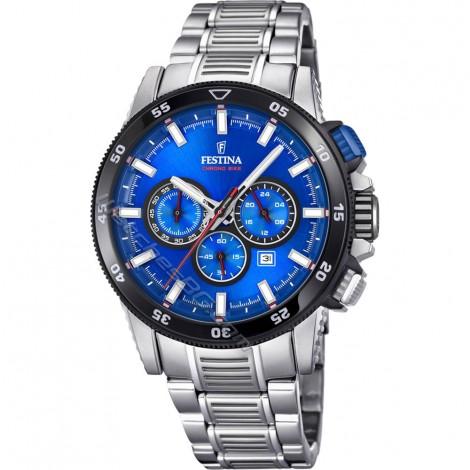 Мъжки кварцов часовник Festina Chrono Bike F20352/2