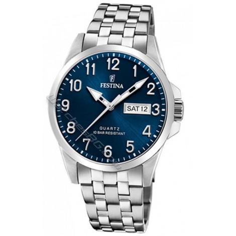 Мъжки кварцов часовник Festina Classic F20357/C