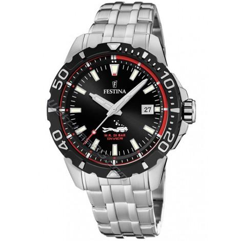 Мъжки кварцов часовник Festina Diver F20461/2