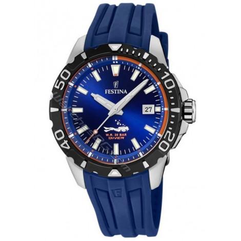 Мъжки кварцов часовник Festina Diver F20462/1