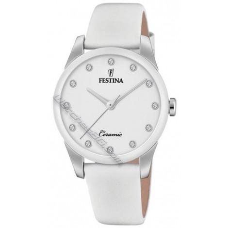 Дамски кварцов часовник Festina Ceramic F20473/1