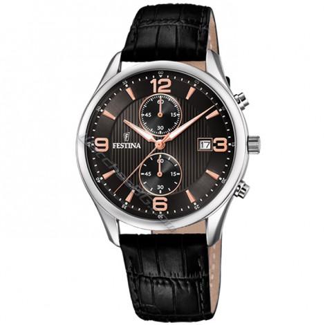 Mъжки кварцов часовник FESTINA Chronograph F6855/7