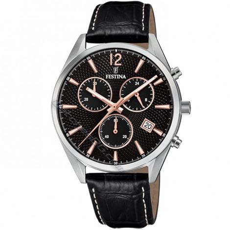 Мъжки кварцов часовник Festina F6860/7 Chronograph