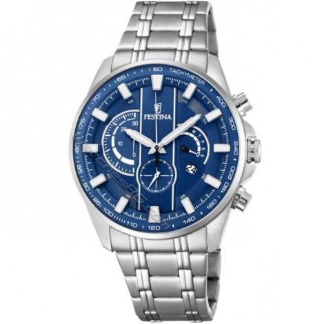 Mъжки кварцов часовник FESTINA F6866/2 Chronograph