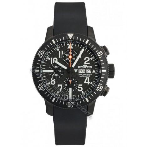 Часовник FORTIS B-42 Black 638.28.71 K