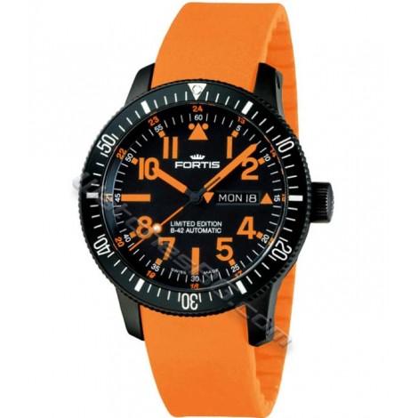 Мъжки часовник FORTIS B-42 Black Mars 500 647.28.13 SI.19