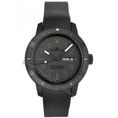 Мъжки часовник FORTIS B-42 Black 647.28.81 K
