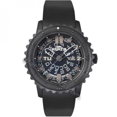 Часовник FORTIS B-47 Big Black 675.18.81 K