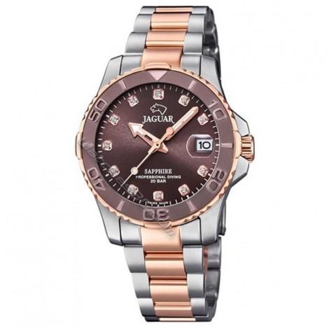 Швейцарски дамски кварцов часовник  JAGUAR J871/2