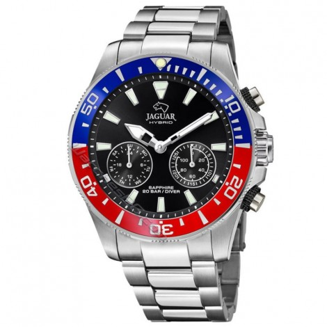 Швейцарски мъжки часовник JAGUAR HYBRID J888/4 Chronograph