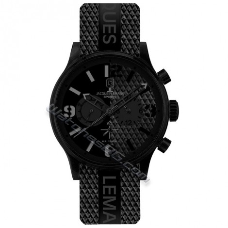 Мъжки часовник JACQUES LEMANS Sport Porto 1-1669A