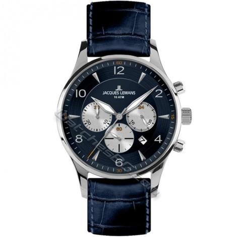 Мъжки часовник JACQUES LEMANS Classic London 1-1654C