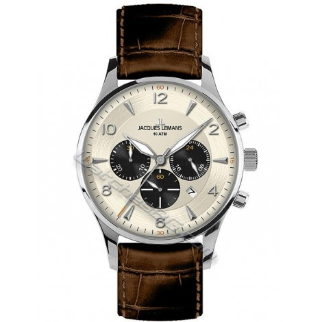 Часовник JACQUES LEMANS Classic London 1-1654E