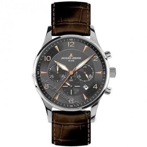 Мъжки часовник JACQUES LEMANS Classic London 1-1654F