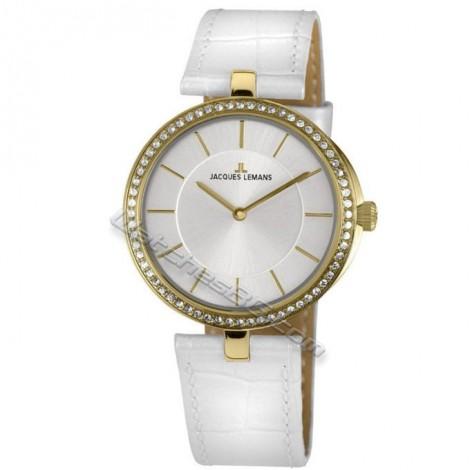 """Дамски кварцов часовник JACQUES LEMANS CLASSIC """"London"""" 1-1662E"""