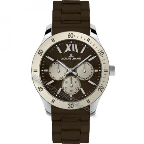 Мъжки часовник JACQUES LEMANS Sport Rome 1-1691E
