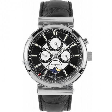 Часовник JACQUES LEMANS Classic Verona 1-1698A