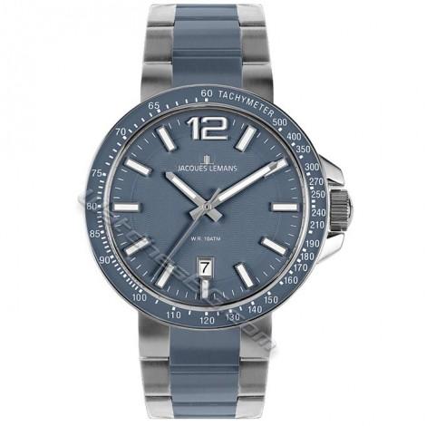 Мъжки часовник JACQUES LEMANS Sport Milano 1-1711D