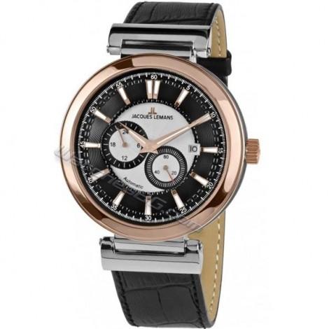 Мъжки часовник JACQUES LEMANS Verona Automatic 1-1730B