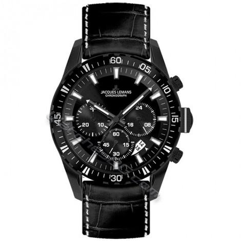 Мъжки часовник JACQUES LEMANS Sport Montreal 1-1801F