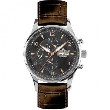 Часовник JACQUES LEMANS Classic London 1-1844D