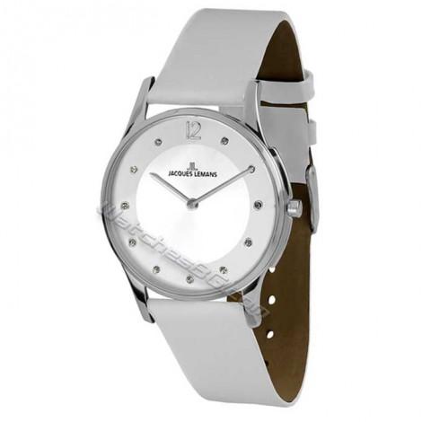 """Дамски кварцов часовник Jacques Lemans """"London"""" 1-1851L"""