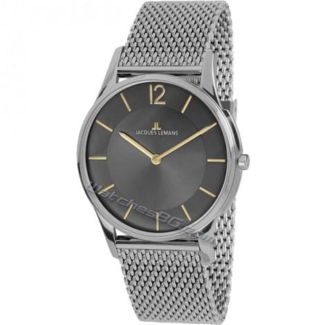 """Дамски часовник JACQUES LEMANS CLASSIC """"London"""" 1-1944F"""