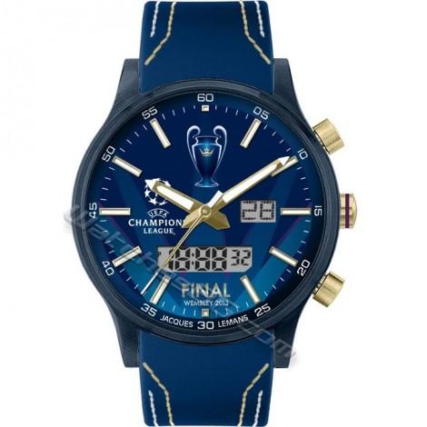 Часовник JACQUES LEMANS Sport UEFA U-41C