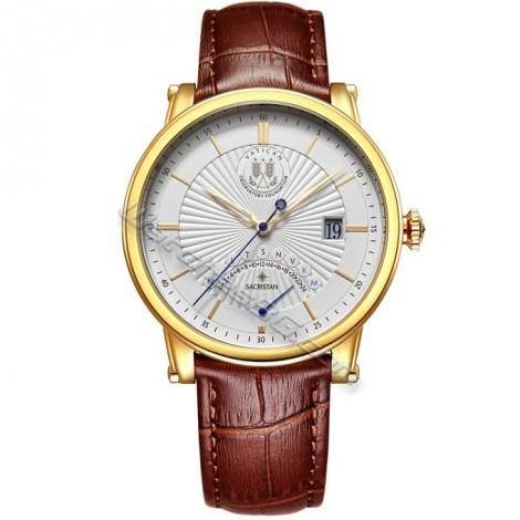 Часовник KRONSEGLER Sacristan KS700Gold