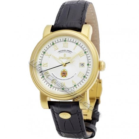 Мъжки часовник KRONSEGLER DRESDEN GREEN KS781 Limited Edition