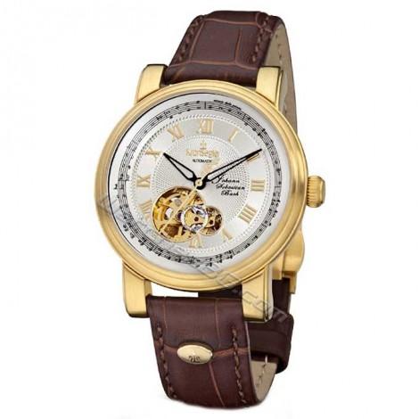 "Mъжки механичен часовник KRONSEGLER """"Deutsche Komponisten"" KS900 Bach"