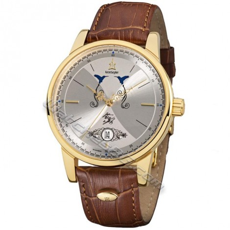 Часовник KRONSEGLER Johann Wolfgang von Goethe KS902 Limited Edition