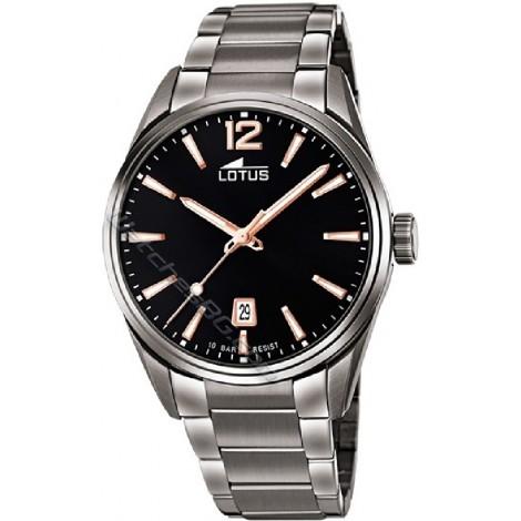 Мъжки кварцов часовник LOTUS Minimalist 18684/2