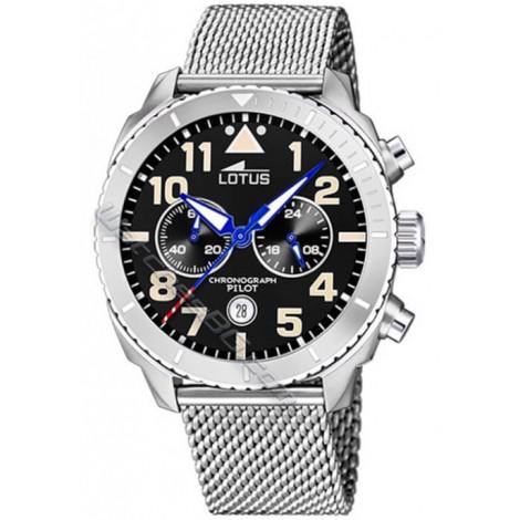 Мъжки кварцов часовник Chronograph PILOT 18704/3