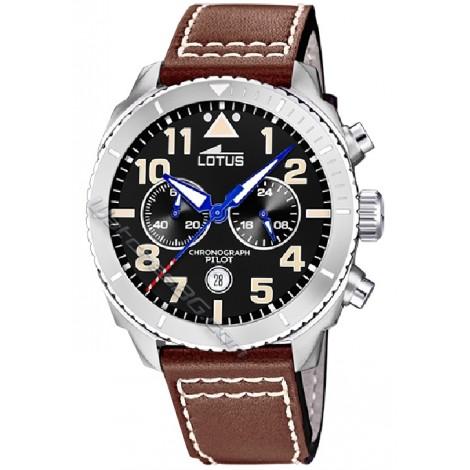 Мъжки кварцов часовник Chronograph PILOT 18705/3