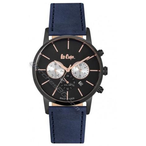 Мъжки часовник Lee Cooper Dual Time LC06341.052