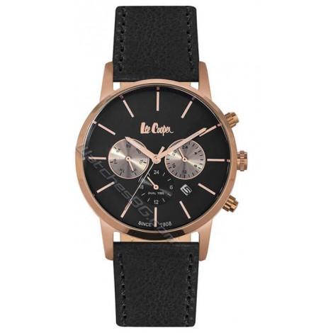 Мъжки часовник Lee Cooper Dual Time LC06341.451