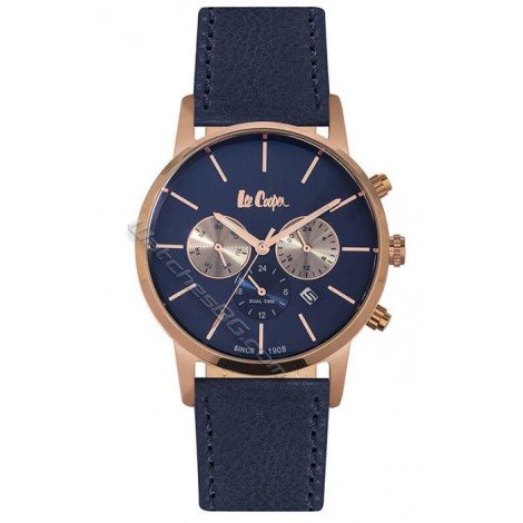 Мъжки часовник Lee Cooper Dual Time LC06341.499