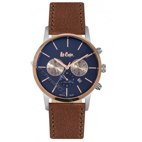 Мъжки часовник Lee Cooper Dual Time LC06341.592