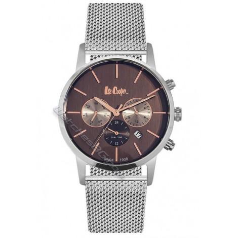 Мъжки часовник Lee Cooper Dual Time LC06342.540