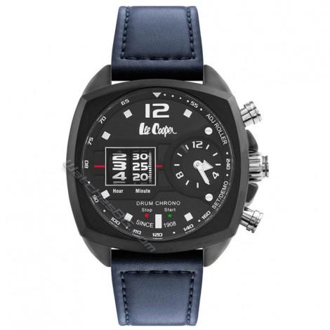 Мъжки кварцов часовник Lee Cooper Drum Chrono LC07004.659