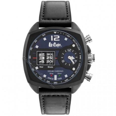 Мъжки кварцов часовник Lee Cooper Drum Chrono LC07004.691