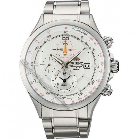 Мъжки часовник ORIENT FTD0T006W0 Alarm Chronograph