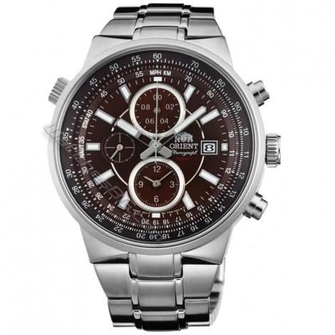 Мъжки часовник ORIENT FTT15003T Chronograph