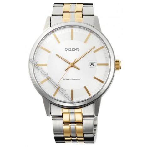 Мъжки кварцов часовник ORIENT Dressy Elegant FUNG8002W
