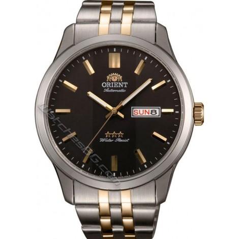 Мъжки механичен часовник ORIENT 3 STARS RA-AB0011B Аutomatic