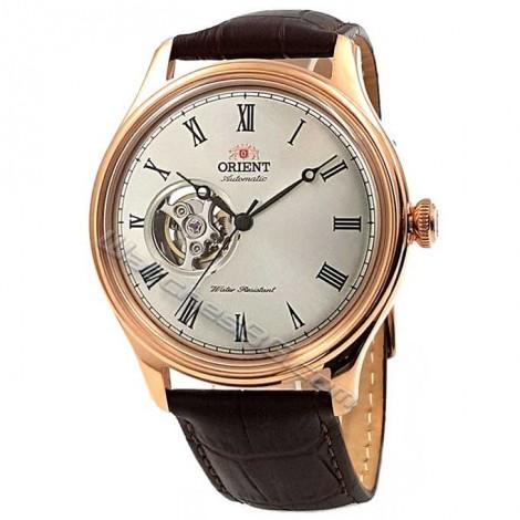 Елегантен мъжки механичен часовник ORIENT Automatic FAG00001S